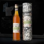 Grontstedt's P. Lex edition cognac packaging and branding by Nine in Stockholm Sweden