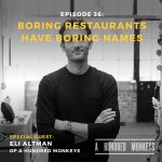 Podcast interview with naming guru Eli Altman of A Hundred Monkeys