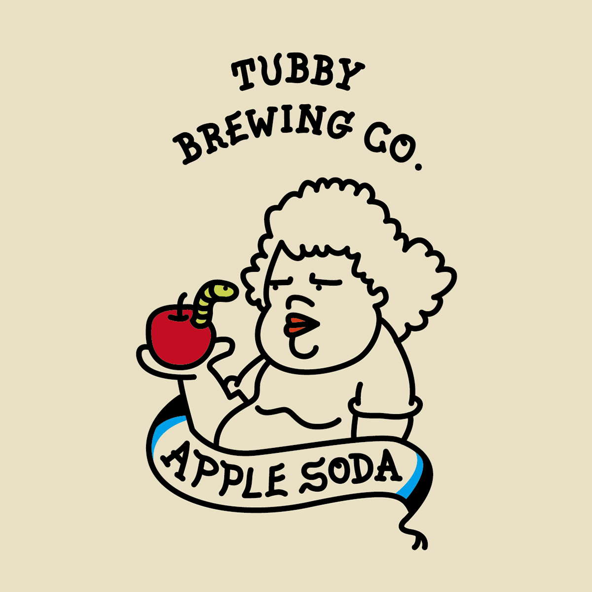 Tubby Brewing Co. by Shu-Shan Chen