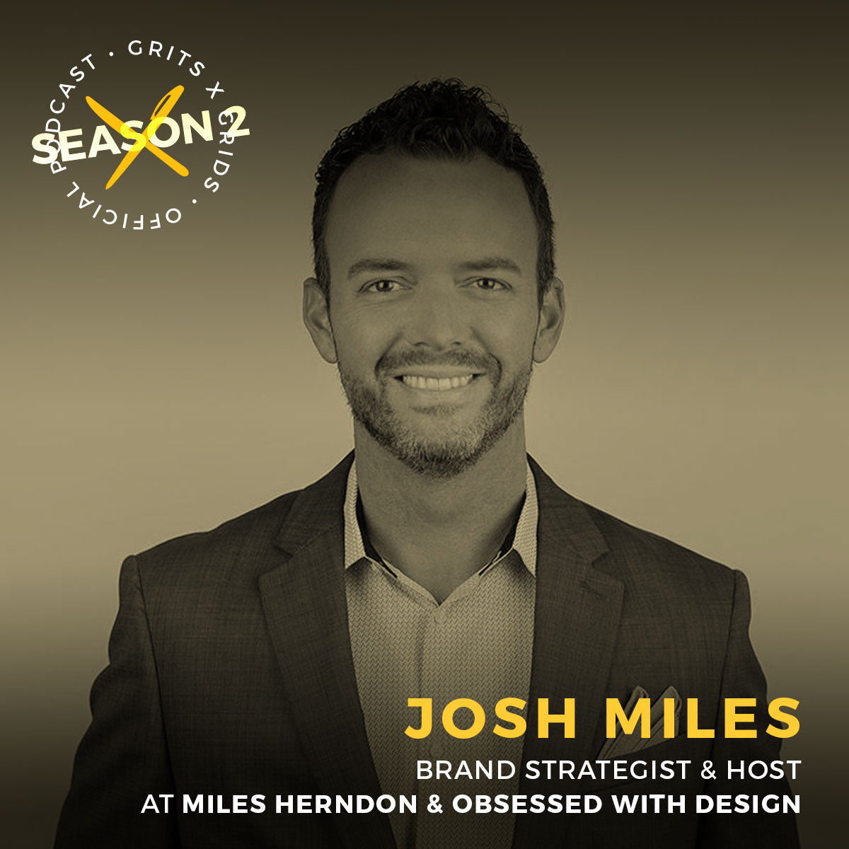 Podcast with Josh Miles of Miles Herndon and Obsessed with Design show