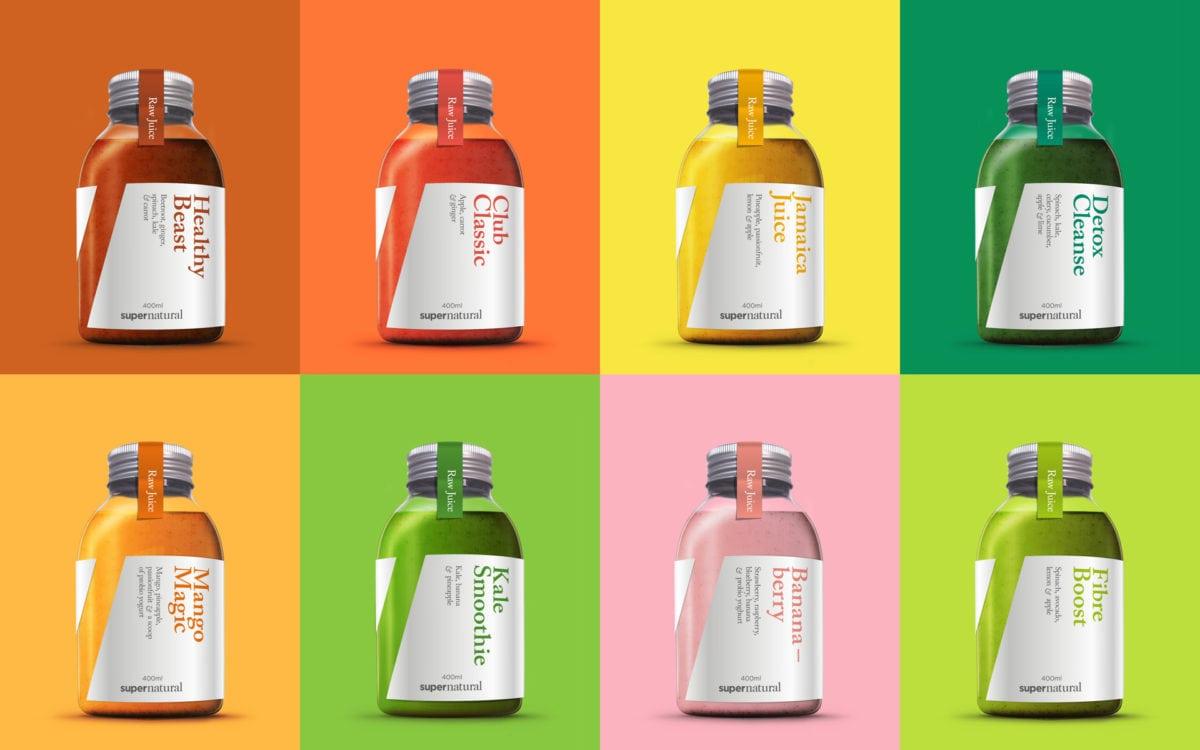 juice bottle - creative packaging designs