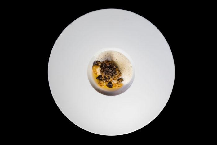 Restaurant Daalder branding, interior design, culinary review Amsterdam, Netherlands