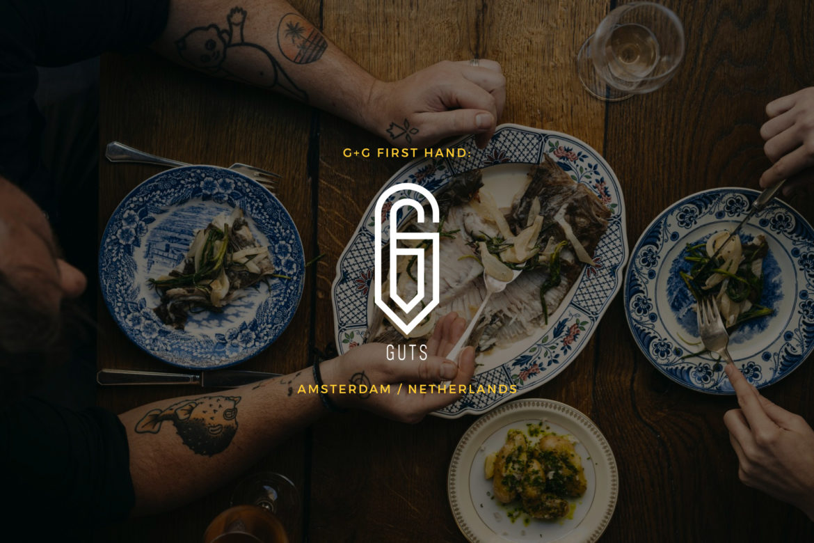 Guts restaurant review in Amsterdam, Holland