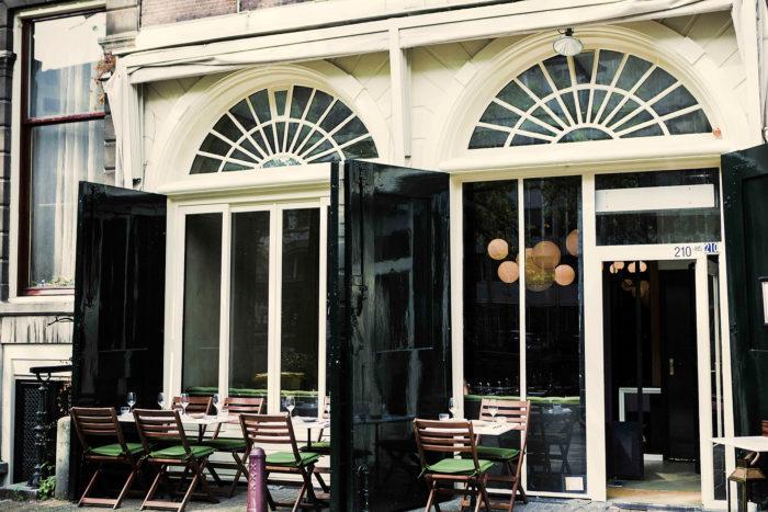 Breda restaurant amsterdam interiors