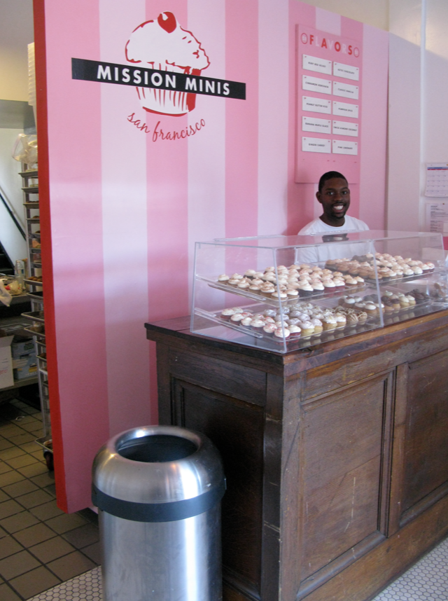Missions and visions of pastry shop