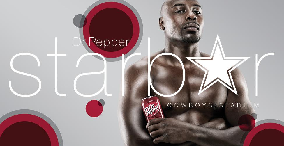 Star Bar - Cowboys & Dr Pepper