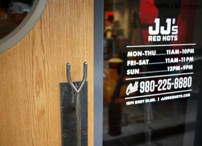 JJ door