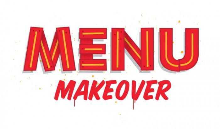 JJ menu makeover