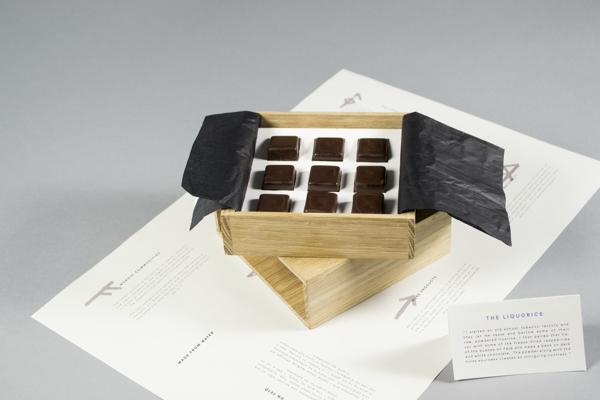 Svenningsen Nordic Chocolatier branding