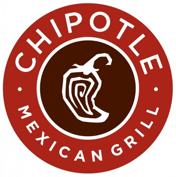 Chipotle restaurant logo design