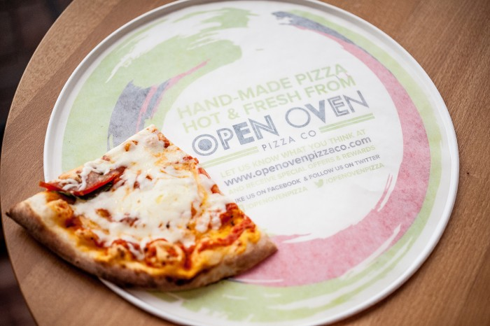 OOPC Pizza Tray by Toast