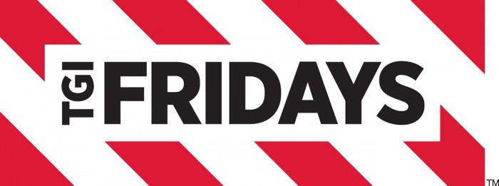 TGI Fridays restaurant logo design