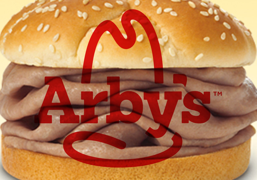 Arby's restaurant branding roast beef article