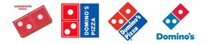 dominos-logo-evolution