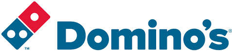 Dominos restaurant logo design