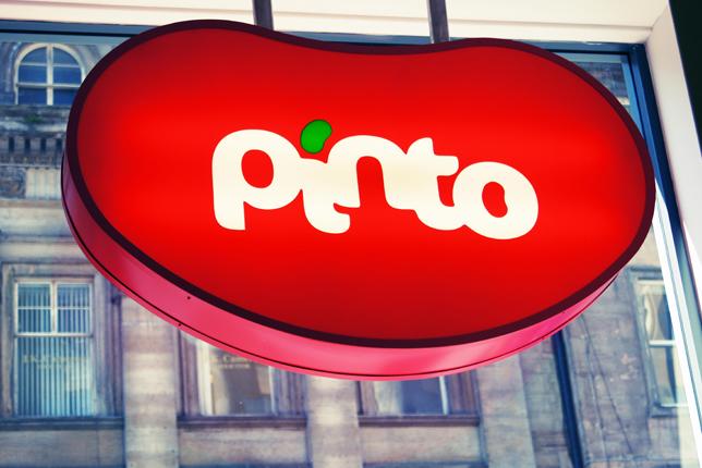 Pinto restaurant branding by My Creative