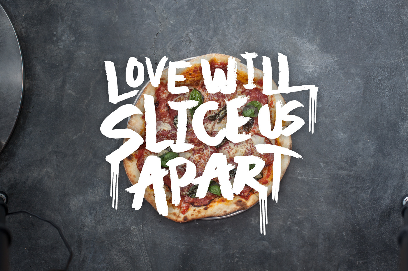 ALT. pizza restaurant branding by Bravo in Singapore and Brooklyn