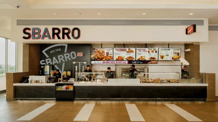 sbarro_mall_location
