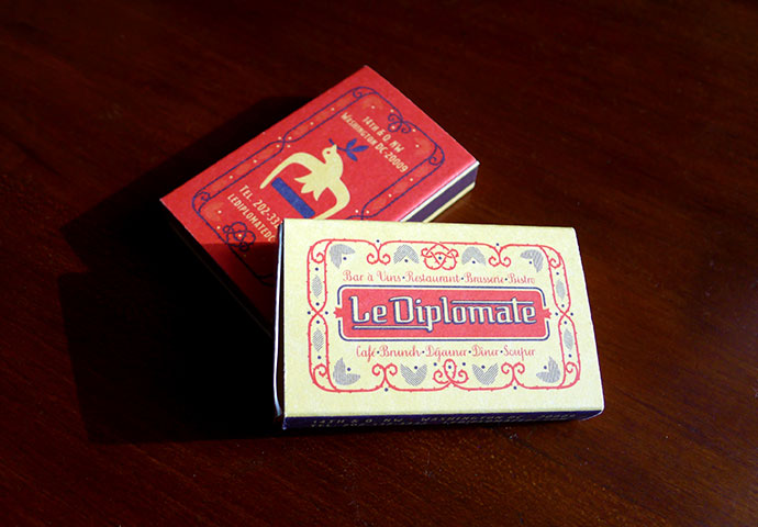 Diplomate_matches