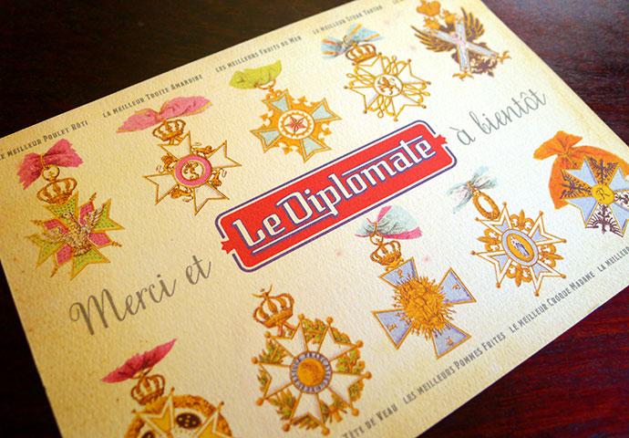 Diplomate_postcard