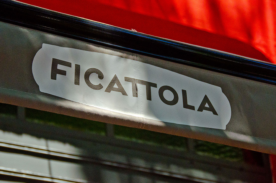 Ficattola italian restaurant and rotisserie branding by Yani & Guile in Buenos Aires, Argentina