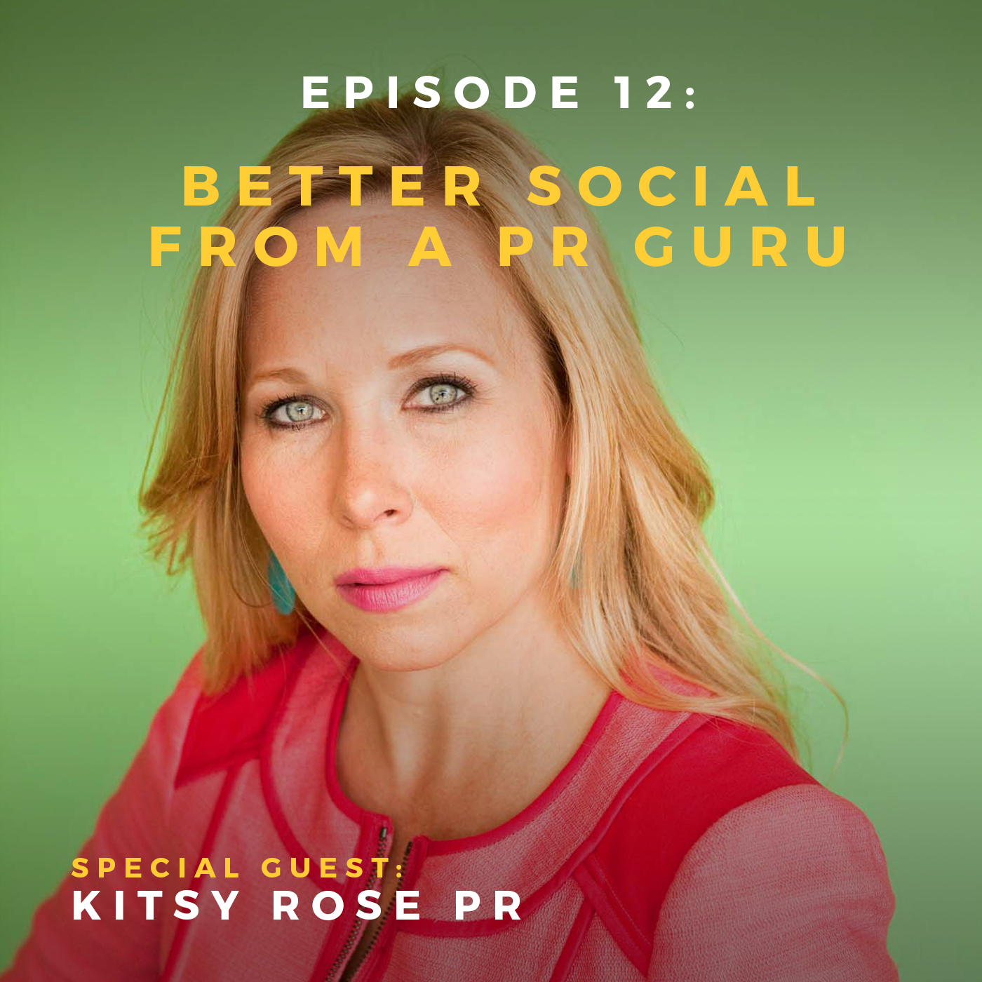 Podcast interview and chat with Kitsy Rose Public Relations PR in Atlanta, Georgia