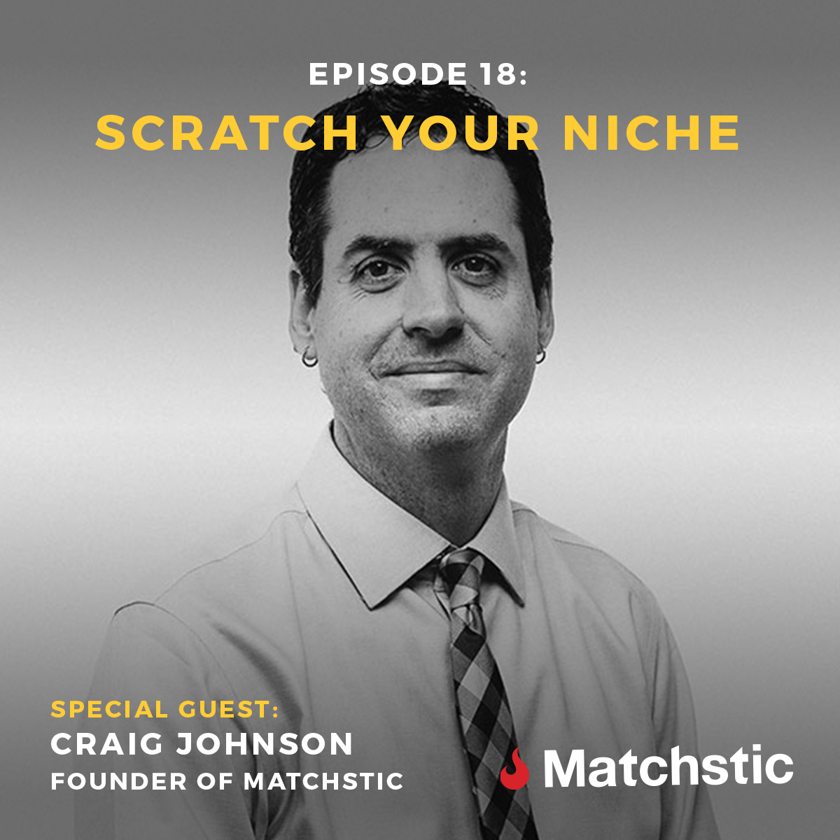 Podcast interview with Craig Johnson of Matchstic in Atlanta, Georgia