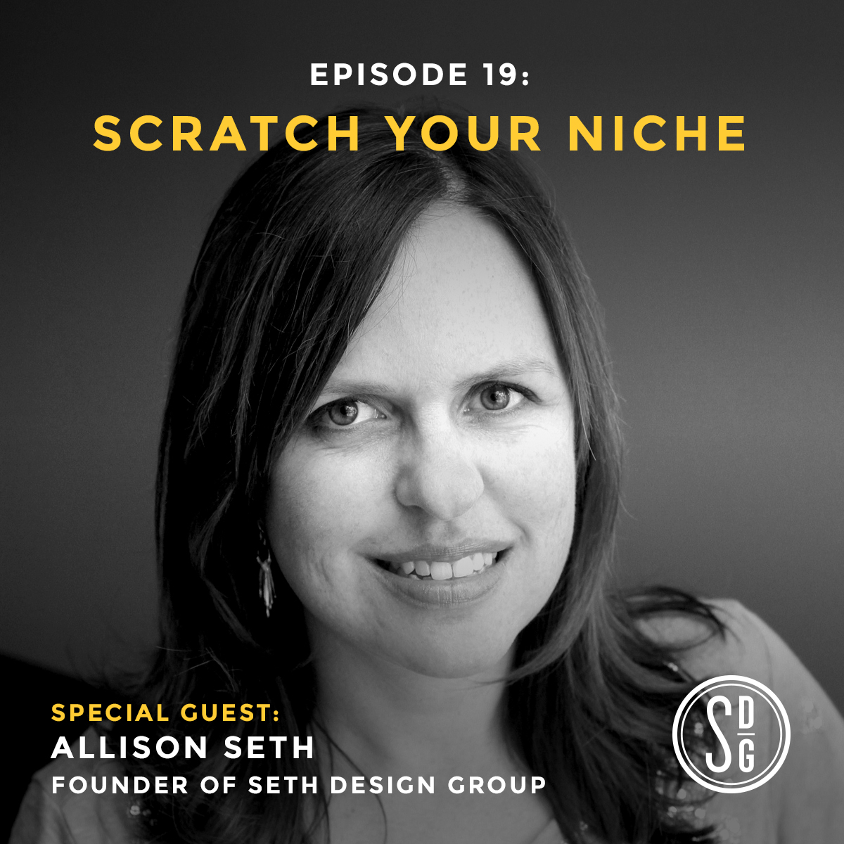 Season 1 / Episode 19: Allison Seth on Industry Niches - Grits & Grids®
