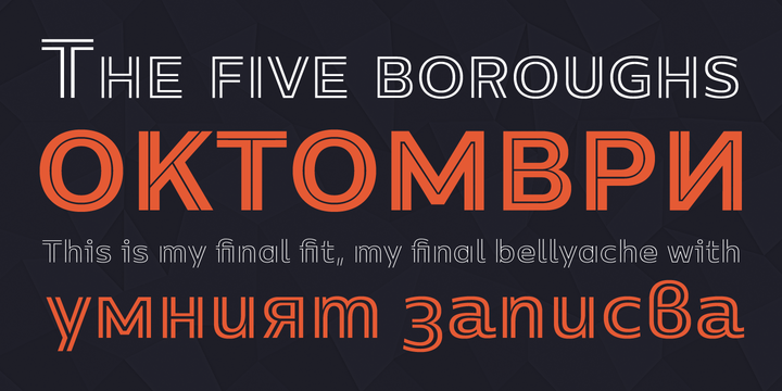3 Rules for using typography to create visual tone in branding design work