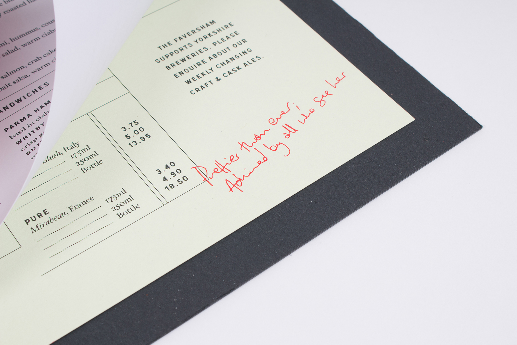 The Faversham Rebranding by Passport Design Bureau