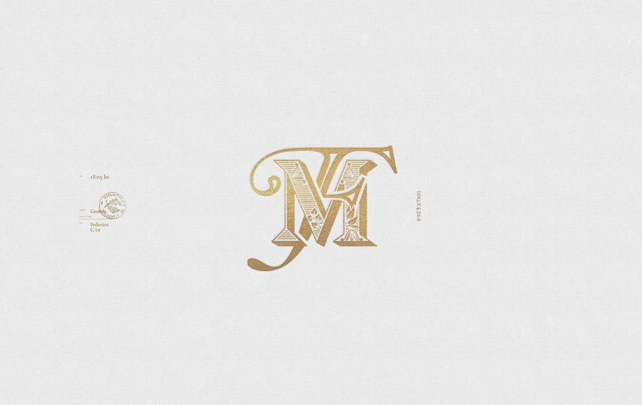 Familia Mastrantonio Branding by Hachetresele - Grits & Grids®
