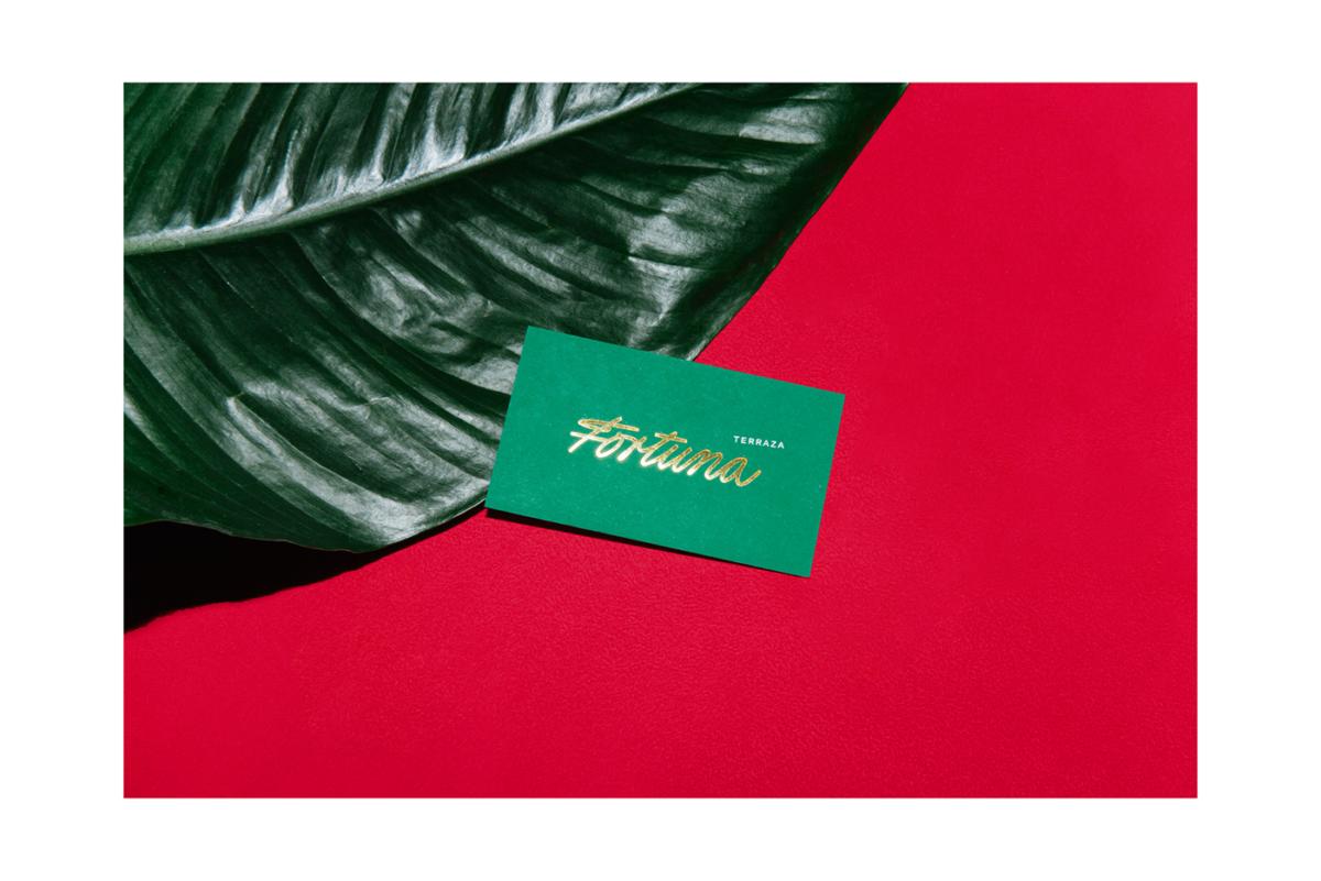 Terraza Fortuna Branding Visual Identity By Faena Studio